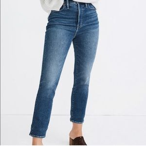 Madewell The Perfect Vintage Jean High Rise sz 28
